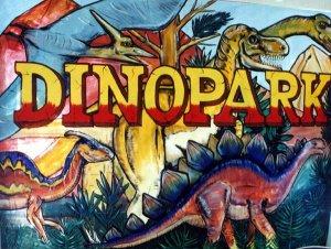 画像1: 恐竜の行進
